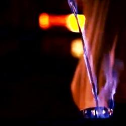 Watch David Wondrich make four historic cocktails: Brandy Crusta, Sherry Cobbler, Egg Nogg, and the awe-inspiring Blue Blazer.
