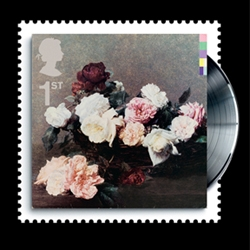 The UK's Royal Mail is to release a set of ten stamps featuring famous album covers