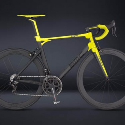 Italian automobile manufacturer Lamborghini are celebrating their 50th anniversary with a limited edition BMC road bike.