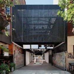The BMW Guggenheim lab has kicked off its 6 year tour in New York City's East Village.