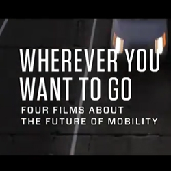 'Wherever You Want To Go' is the first release under BMW Documentaries—dedicated to crafting original, thought-provoking and entertaining content. The film aims to take audiences to a place they've truly never been: the future.