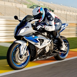 BMW announces the HP4, the lightest motorcycle to date in the 1000cc class.