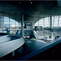 i propose a field trip to bmw welt in munich!  be sure to check out the slideshow too.