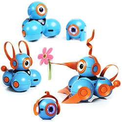 Play-i ~ Robots Bo & Yana let kids get hands on exploring and learning basic programming.