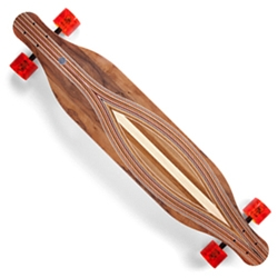 Loyal Dean - Amazing wooden longboards