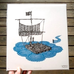 the tugboat printshop has many goodies.