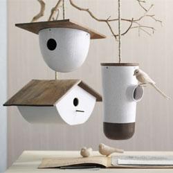 Habitat Design's series of Bodega Bird Chalets.