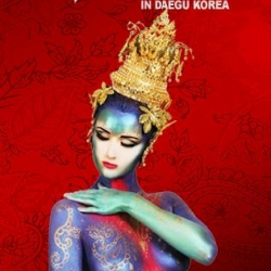 The World Bodypainting Asian Awards were held in Daegu, South Korea from August 25-31 with the participation of many world renowned artists.