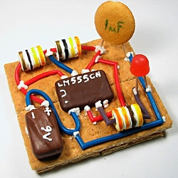 Circuitry Snacks.