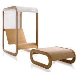 Setsu and Shinobu Ito's new project  - Swa - a cell dedicated to individual relax.