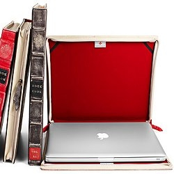 Make your Macbook look like a book with BookBook!