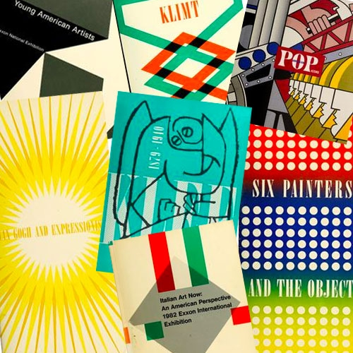 Over 200 art books to peruse in the Guggenheim Museum Collection on Archive.org