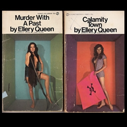 On interesting book cover concepts... models in boxes?