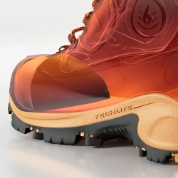 Columbia Sportswear's heated, rechargeable boot keep your feet warm for up to 8 hours.