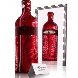 Ladies and gentlemen: this is the sexiest design of a bottle I've ever seen.