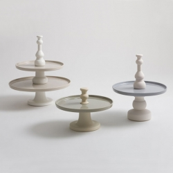 …Issima! fruit bowls by Sam Baron for Bosa. Available in tree different styles. Usable as high tea stand or fruit bowl.