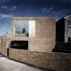 Richmond Place, a delicate brick work by Boyd Cody Architects.