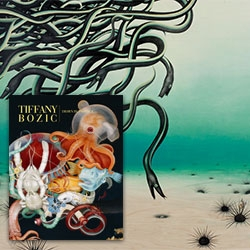 """Tiffany Bozic's new book """"Drawn by Instinct"""" ~ stunning naturally inspired paintings!"""