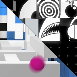 Nice graphic overhaul by Brand New School for Cartoon Network. Inspired by CN's checkerboard 'graphic DNA'.