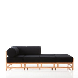 sustainable new sofa 'Easy Pieces' by Brühl has picked up the Interior Innovation Award 2011 at IMM Cologne.  designed by Kati Meyer-Bruhl.