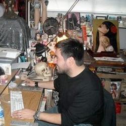 Sour Harvest visits the studio of Brian Viveros!