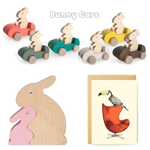 Briki Vroom Vroom - adorable wooden kids toys and card/prints.