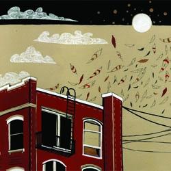 illustration by recent pratt grad dan-ah kim,  view more works at dkim-art.com. so beautiful!