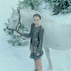 LOV, the new autumn-winter 2011-2012 film directed by Stephanie Di Gusto for Vanessa Bruno, featuring Kate Bosworth.