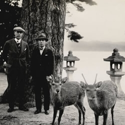 Luxury fashion brand Dunhill collaborated with bespoke travel company Black Tomato to produce travel experiences that follow the route a store manager took in the 1930s from Paris to Kyoto.