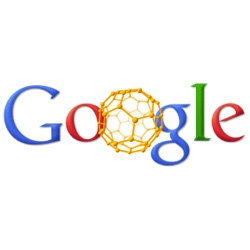 Google celebrate the 25th anniversary of the discovery of Buckminsterfullerene with a cool animated Buckyball Google Doodle
