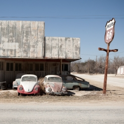 Photographer David Zaitz took a 4-day road trip through rural Texas and came back with this photographic commentary on the state of Texas.  Cool shots with quirky commentary.
