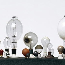 Exhibition at Stephen Wirtz Gallery in SF - CATHERINE WAGNER - A Narrative History of the Light Bulb ... March 28  - April 28, 2007