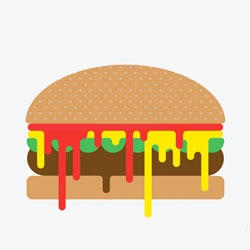 Lucky Londoners are in for a treat. On June 27th, The Burgermat Show, a one-night only exhibition dedicated to the hamburger is coming to town!