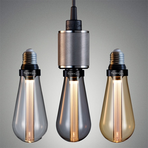Buster + Punch is finally available in the USA! Now we can finally get some US compatible led bulbs and pendant lights!