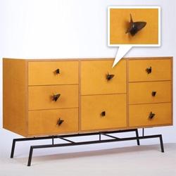 Chris Lehrecke's Butterfly Cabinet
