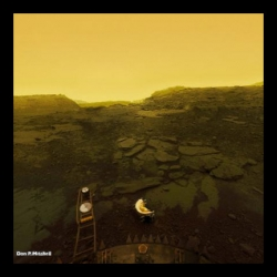 Re-working 30+ year old data provides a new look at the surface of Venus.
