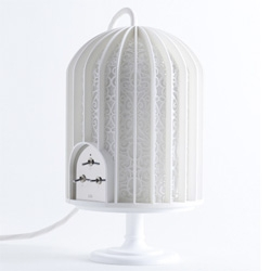 Nendo's Music Cage ~ beautiful bluetooth/wifi speaker system