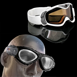 Liquid Image announces two new digital still/vid cameras! One that built in to swim goggles ~ another in to snow goggles! Nice addition to their scuba goggles!