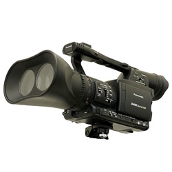 """Wow Panasonic announces their new 3D video camera ~ """"Industry's First System to Support Efficient Production of 3D Full HD Content"""""""