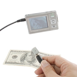 Camera Style Endoscope!!! with an extendable and turnable lens!