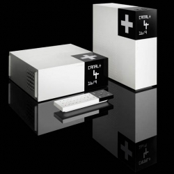 yves behar has teamed up with french company canal + and designed 'le cube'.