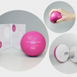 Creative and effective action to encourage the examination to detect breast cancer, developed by McCann Erickson Portugal