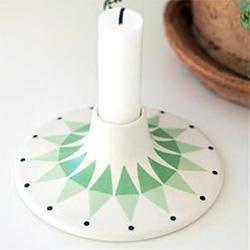 Beautiful porcelain candle holders - Casalinga lysestake designed by Trine Weng
