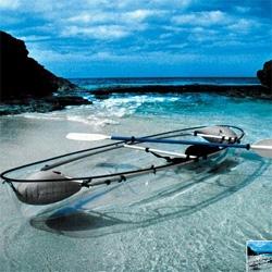 oooh kayak canoe hybrid - TRANSPARENT.
