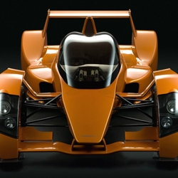 Caparo's T1 model reverts back to its roots by taking its racecar designed machine for the streets back to where it really belongs - the track.