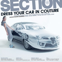 Dress Your Car in Couture. Designer Car Covers!
