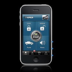 Viper Smart Start ~ you can literally start your car via iPhone!