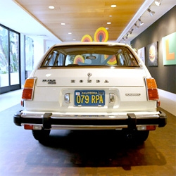 An inside look at ad agency RPA's creative spaces in Santa Monica, CA ~ check out the first Honda Civic in their lobby ~ and so much more!