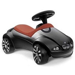Adorable BMW BABY RACER II for toddlers!