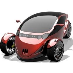 Proxima Bike/Car Hybrid concept